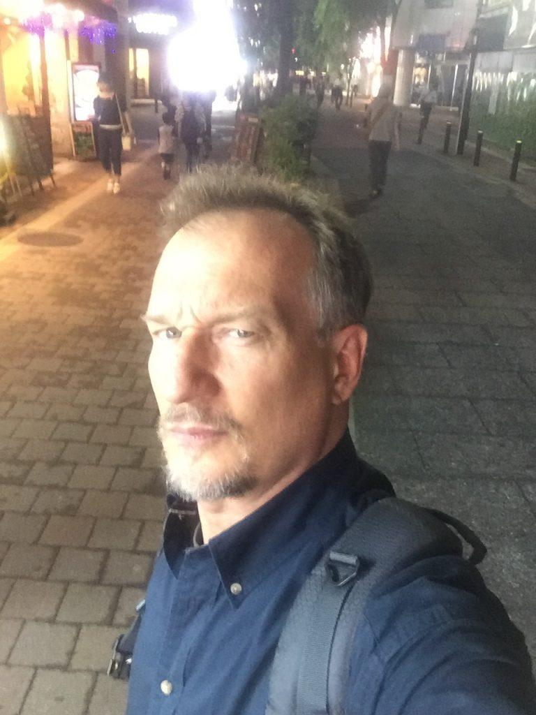 Shinjuku Selfie